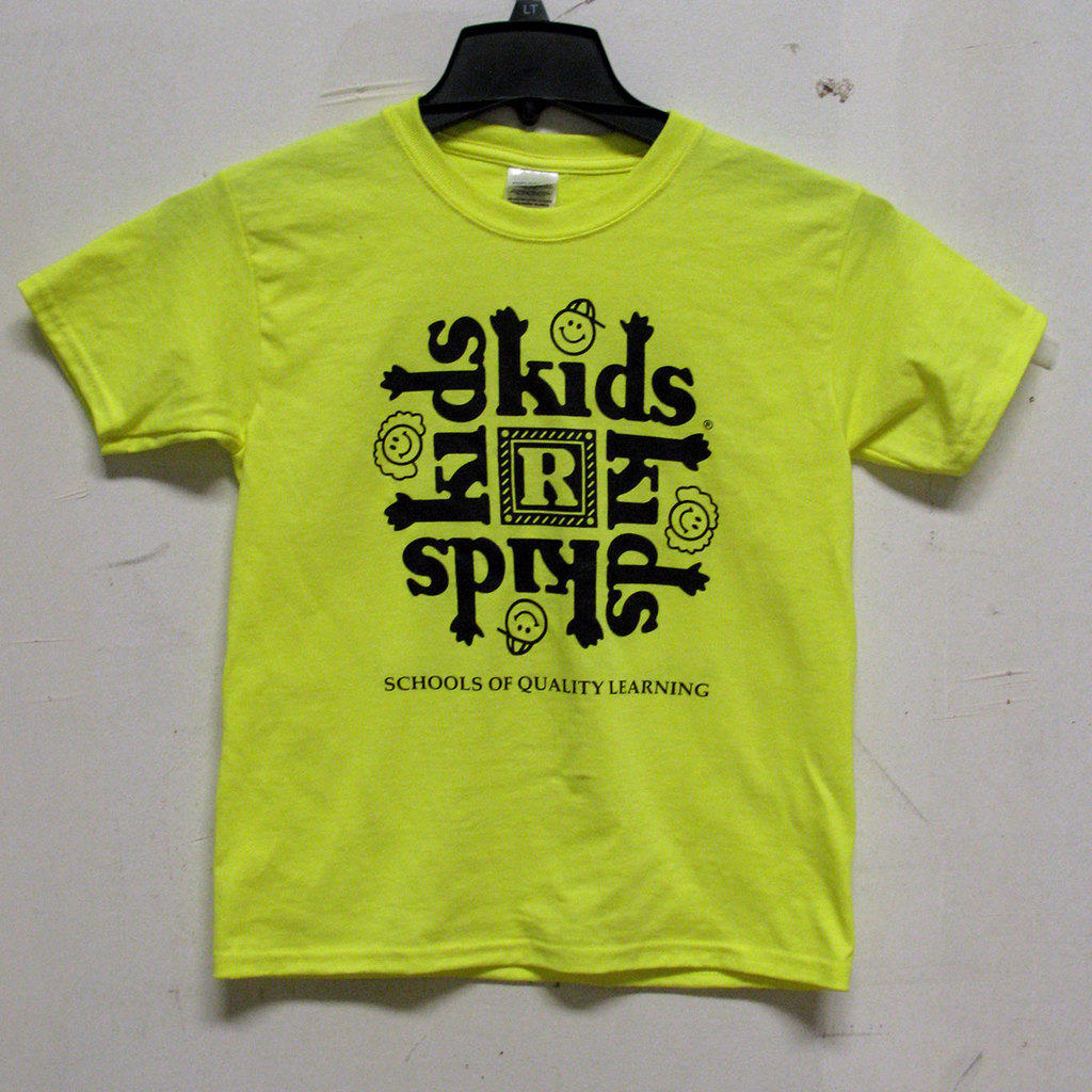 Photo of Screen printed t-shirt for Kids R Kids in Arlington, Texas